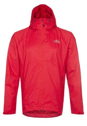Herren Outdoor Jacke The North Face Sequence Outdoor Jacket, TNF Red, XXL