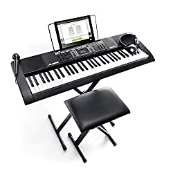 Alesis Melody 61 MKII Portable Keyboard - Best Digital Pianos for Under $500