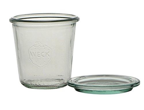 Weck 3285300 Vasetto, 140 ml