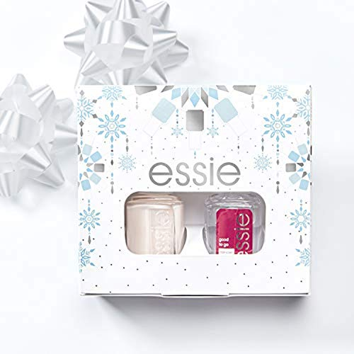Essie Nagellack-Set Weihnachten 6 Ballet Slippers