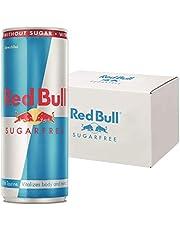 Red Bull Sugarfree Energy Drink 24 X 250 ml