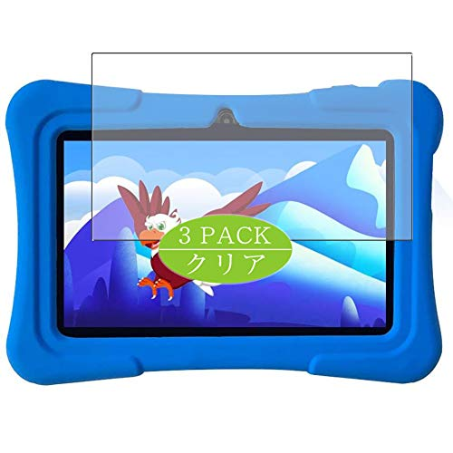 VacFun 3 Piezas HD Claro Protector de Pantalla Compatible con PRITOM K7...