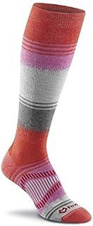 FoxRiver Women's Peak Series Chamonix Over-The-Calf Lightweight Ski Socks