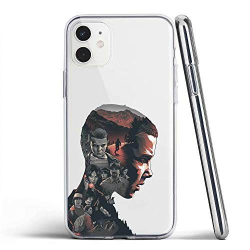 Compatibile con iPhone XS Cover, iPhone X Cover alla Moda, Splendida Custodia Sottile e AntiGraffio, in Morbido TPU per iPhone XS/iPhone X (BHHJG1200030)