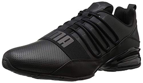 PUMA Men's Cell Regulate SL Sneaker, Black-Dark...