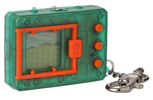 Digimon Bandai Original Digivice Virtual Pet Monster Grün (Translucent Green)