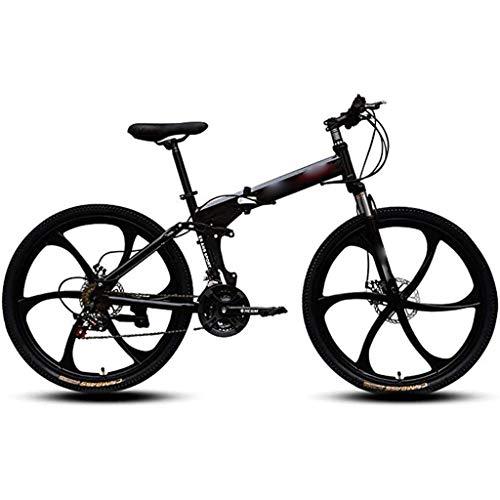 Las Bicicletas De Montaña Rígida Bicicleta Plegable For