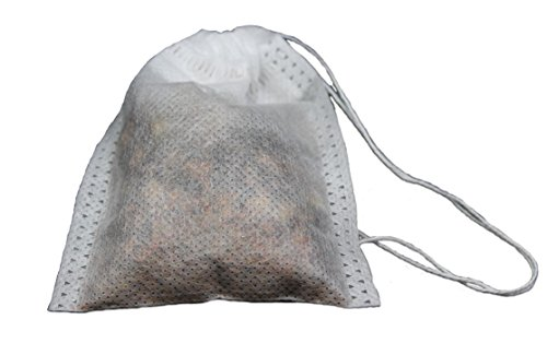 Purchase Special Tea 5000 Count Woven Style Draw String Bag, Large/3.14 x 3.93/80 x 100mm, White
