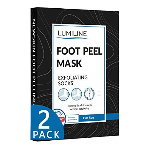 LumiLine -  Hornhaut Socken