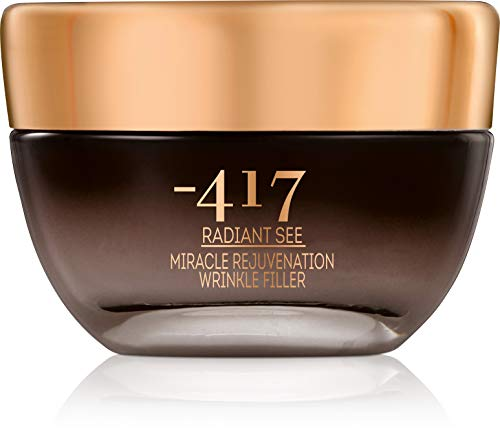 -417 Dead Sea Cosmetics MiracleI Rejuvenation Wrinkle Filler With JoJoba Oil & Collagen for Instant Visible Lifting and Smoothing - 100% Vegan Radiant See Collection