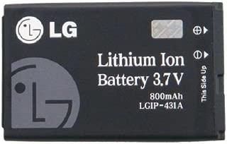 LG SBPL0092202/SBPL0092201 Battery for LG LGIP-431A - Original OEM - Non-Retail Packaging - Black