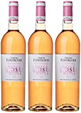 Château Fonfroide Vin Bordeaux AOP 75 cl - Lot de 3