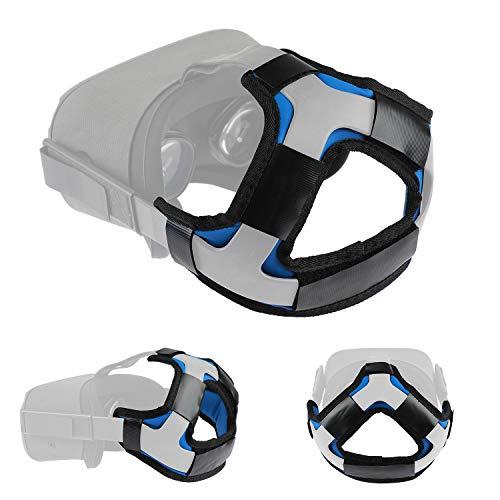 Eyglo Headband Head Strap para Oculus Quest 2/Oculus Quest VR Headset