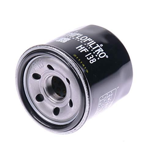 Ölfilter Hiflo Schwarz GSX-R 1100 W GU75C 93-97