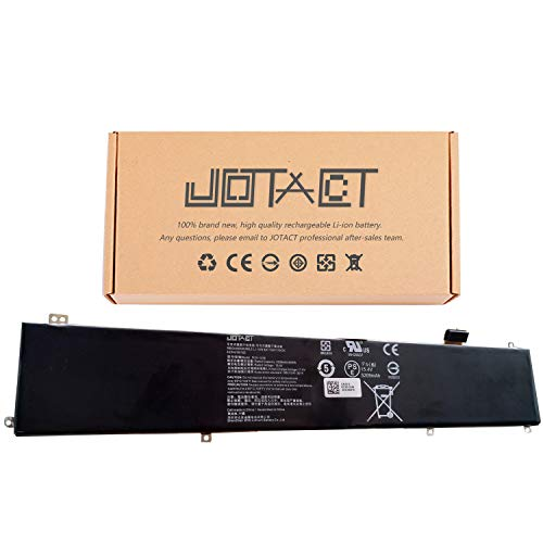 JOTACT RC30-0248 (15.4V 80W/5209mAh 4-Cell) Laptop Battery Compatible with Razer Blade 15 Advanced 2018 2019(i7-8750H) RZ09-02385/02386/02486 Series Notebook RZ09-02386 RZ09-02486 4ICP4/55/162