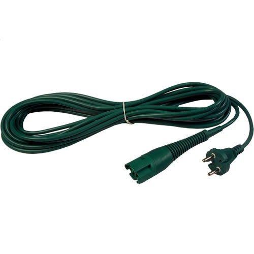 eVendix Kabel, Stromkabel, Anschlusskabel kompatibel mit Vorwerk Kobold 130, 131-10 Meter