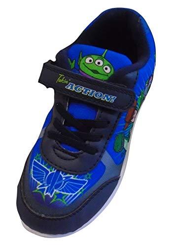 Toy Story Niños Buzz Lightyear Trainers Talla 26