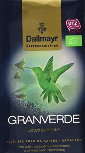 Dallmayr Kaffee Kaffeerarität Granverde Filterkaffee, HVP (1 x 250 g)