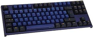 Ducky One 2TKL Horizon PBT Gaming Teclado MX de red–Azul–Teclado–Azul, dkon1887de rdepdzbbh