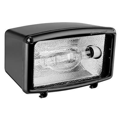 Lithonia Lighting TFR 400M TA TB SCWA is LPI 1 Lamp 400W Metal Halide Flood Light, Bronze