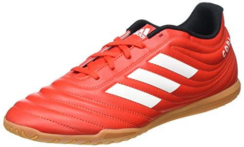 adidas Herren EF1957_46 Indoor Football Trainers, Active Network FTWR White Black Core, EU