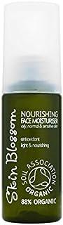 Skin Blossom Nourishing Face Moisturiser 50ml (Pack of 6) - 皮膚の花栄養顔の保湿クリーム50Ml (x6) [並行輸入品]