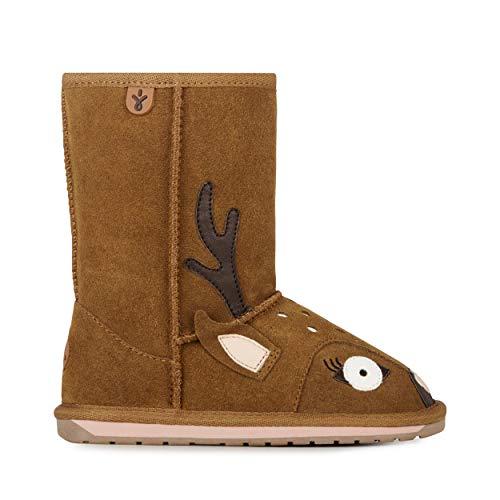 EMU Australia Kids Deer Deluxe Wool Boots