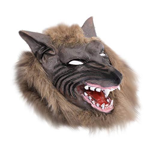 OHQ MáScara Halloween Máscara de Terror máscara de Cabeza