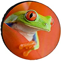 Red Eyes Tree Frogs タイヤカバー防水日焼け止め調整可能なタイヤダストカバー14-17inch車 タイヤ カバー