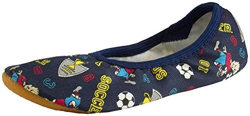 Beck Soccer dunkelblau 145, Jungen Sportschuhe - Gymnastik, blau, EU 27