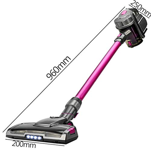 Buy Bargain BBG Household Goods,Vacuum Cleaner 2 in 1 Hand/Push Rod Vacuum Cleaner Led Lighting Port...