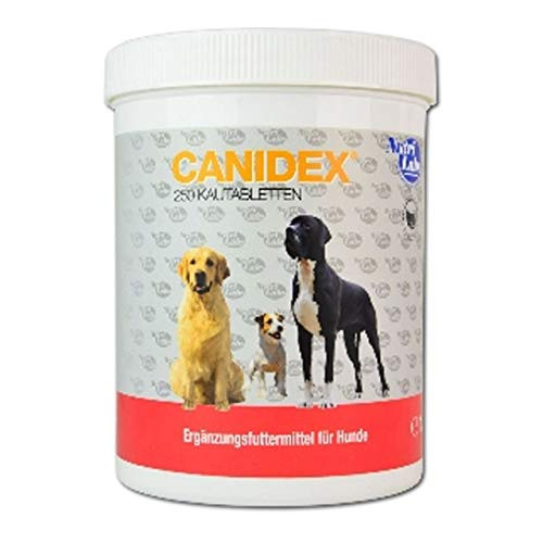 NutriLabs Canidex 250 Tabletten