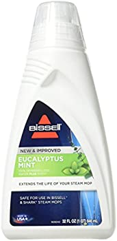 Bissell Eucalyptus Mint Demineralized Steam Mop Water, 32 Ounces