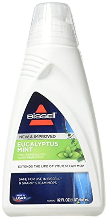 Bissell Eucalyptus Mint DEMINERALIZED STEAM MOP Water, 32 Ounces, 1392 nsac09559