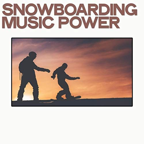Snowboarding Music Power [Explicit] (40 Tech House Traxx Unmixed)