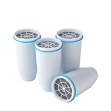 ZeroWater Replacement Filters, 4-Pack