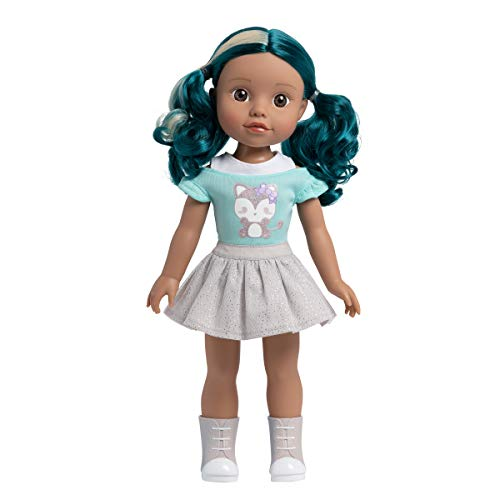 Adora Be Bright Doll Alma - Wolf, Hair Color Changes in The Sun, for Kids Age 3+, Multicolor (21934)