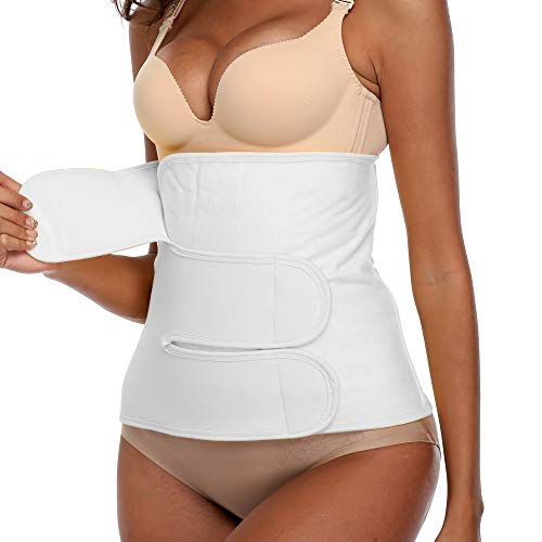 Paz Wean C Section Recovery Belly Band Postpartum Recovery Body Shaper...