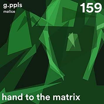 Hand to the Matrix
