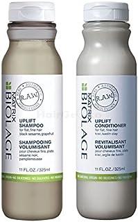 Biolage R.A.W. Uplift Shampoo 325 ml + balsamo 325 ml = 650 ml