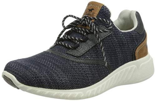 MUSTANG Unisex Kinder 5054-301 Sneaker, Blau (Navy 820), 37 EU