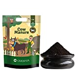 Cow dung manure for plants. It is best organic fertilizers for home plants & flowering plants. Best quality & highly effective compost manure for home & garden plants. It is 100% natural & organic with no mixing of any other substances. Superior poro...
