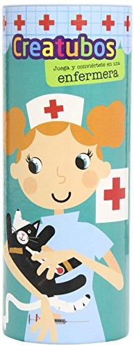 Juega y conviértete en una enfermera (Creatubos)