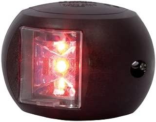 Aqua Signal LED Port Red Navigation Light Vertical Mount (2 Mile)