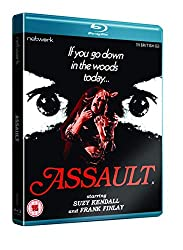 assault blu ray
