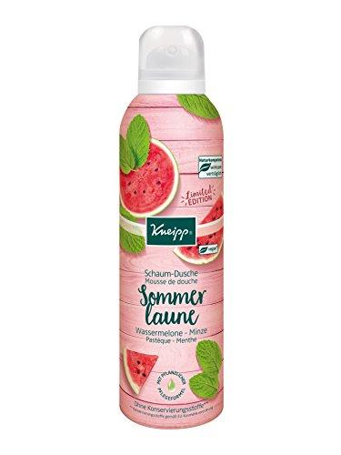 Kneipp Schaum-Dusche Sommerlaune, 200 ml