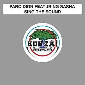 Sing The Sound feat. Sasha