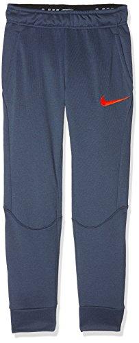 Nike Dry, Pantaloni Ragazzo, Thunder Blue/Hyper Crimson, X-Large