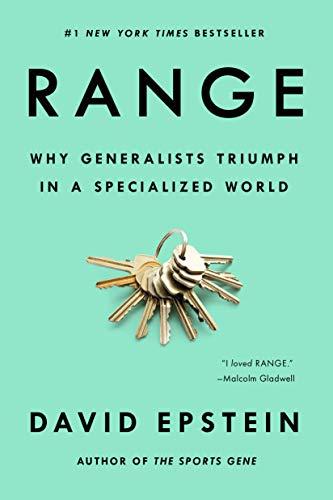 Range: Why Generalists Triumph i...