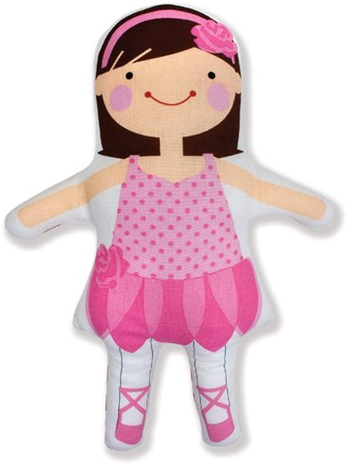 North American Bear Company Sophie and Lili 12  Ballerina Doll